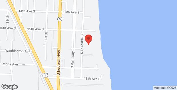 1516 S Lakeside Drive #309 Lake Worth FL 33460
