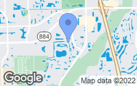 Map of Fort Myers, FL