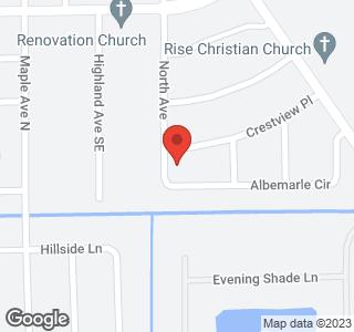 1201 Albemarle Circle