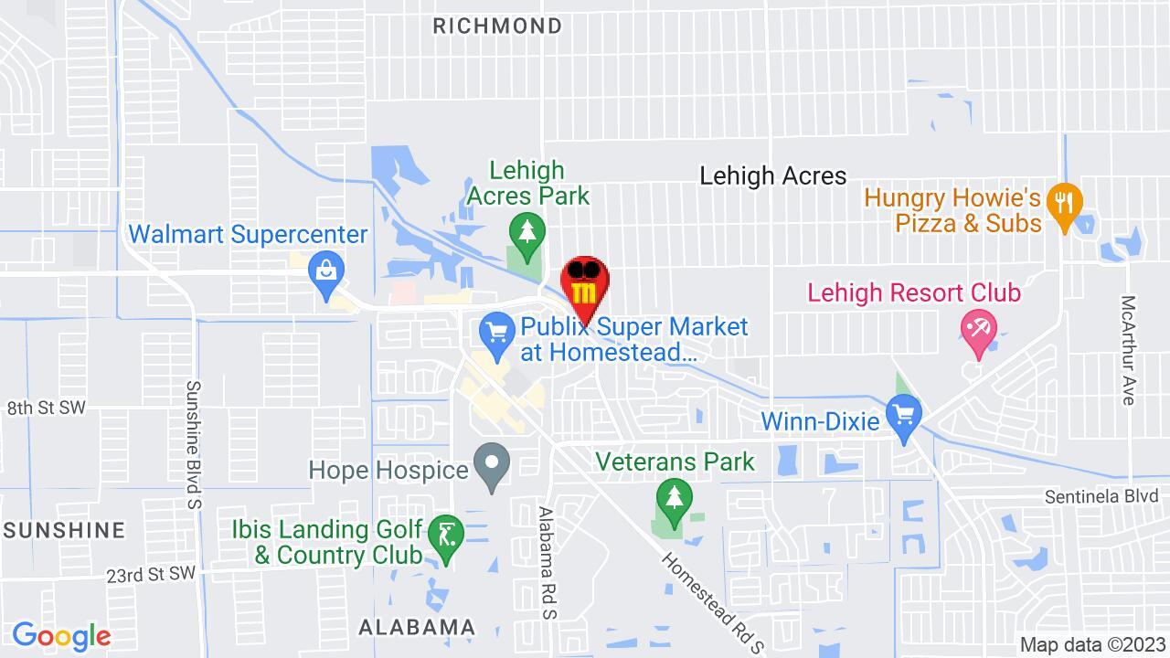 Google Map of Lehigh Pest Control