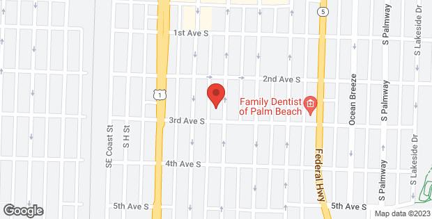 225 S K Street #1 (Right Rear) Lake Worth FL 33460
