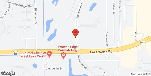 3959 Via Poinciana Drive #105 Lake Worth FL 33467