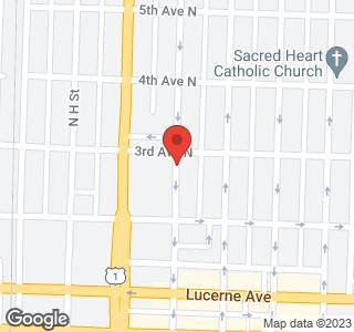 1505 N O Street, Unit #Rear Apartment