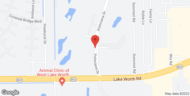 3871 Via Poinciana #102 Lake Worth FL 33467