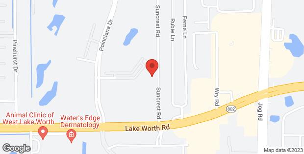 3865 Suncrest Rd Road Lake Worth FL 33467
