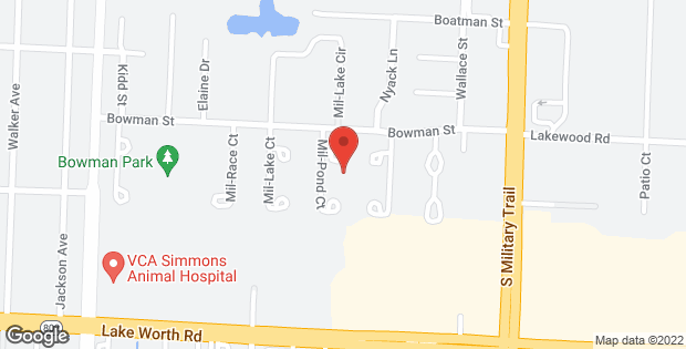 3766 Mil Pond Court Greenacres FL 33463
