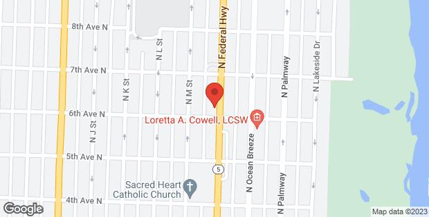 605 N Federal Highway #1 Lake Worth FL 33460