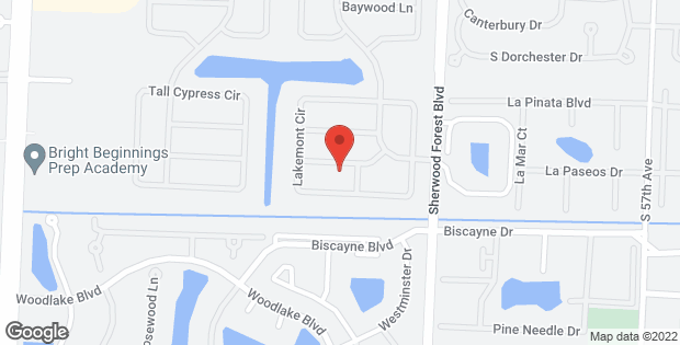 6110 Peachtree Lane Greenacres FL 33463