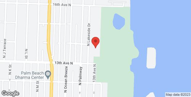 1324 N Lakeside Drive Lake Worth Beach FL 33460