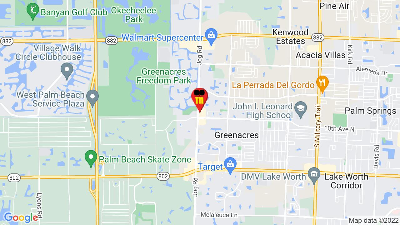 Google Map of Palm Beach Pest Control