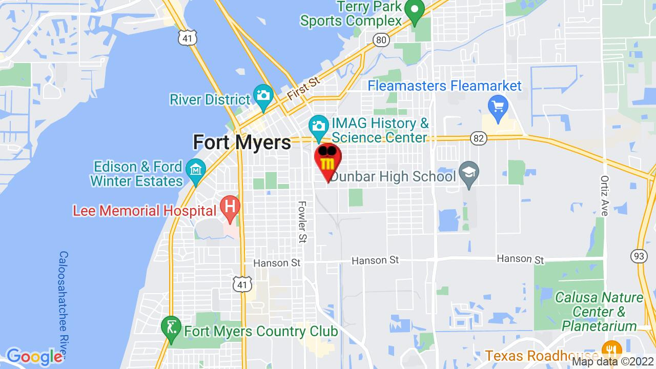 Google Map of Ft. Myers Pest Control