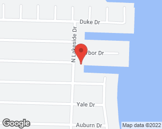 South Florida Real Estate | View 2216 North Lakeside Drive | map