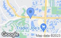 Map of Wellington, FL