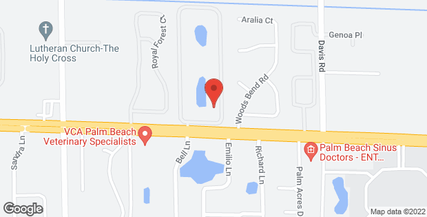 1523 Woodbridge Lakes Circle West Palm Beach FL 33406