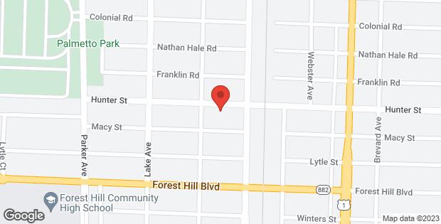 626 Hunter Street West Palm Beach FL 33405