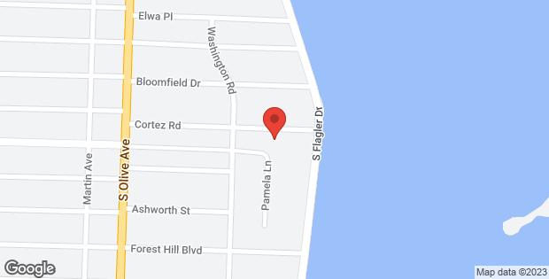 132 Cortez Road West Palm Beach FL 33405