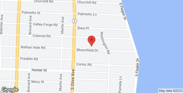 231 Bloomfield Drive West Palm Beach FL 33405