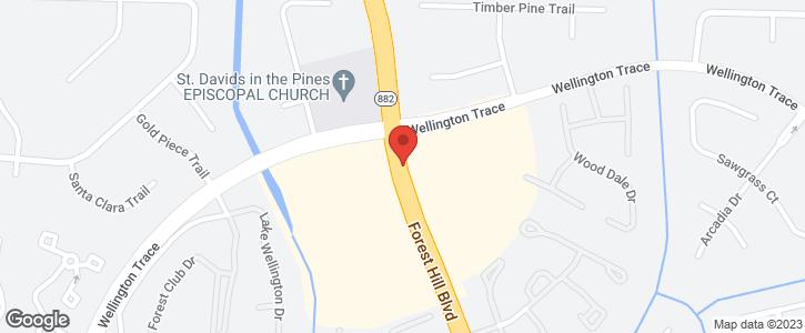 12794 FOREST HILL BOULEVARD Wellington FL 33414