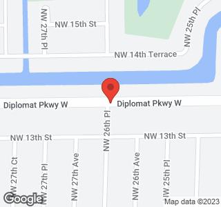 2606 Diplomat Pky