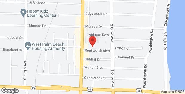 335 Kenilworth Boulevard #1-3 West Palm Beach FL 33405