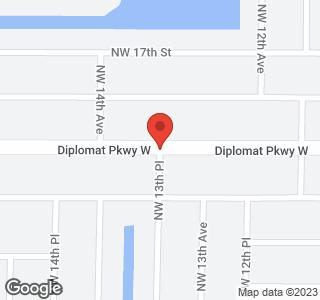 1310 Diplomat Pky