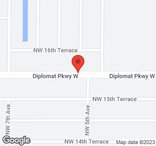 531 Diplomat Pky