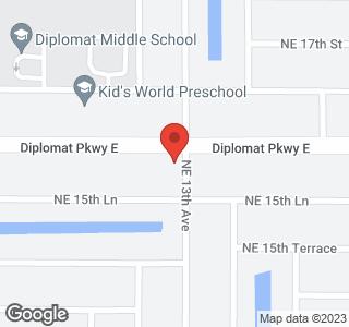 1226 Diplomat Pkwy E