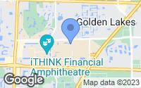 Map of Royal Palm Beach, FL