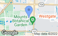 Map of Haverhill, FL