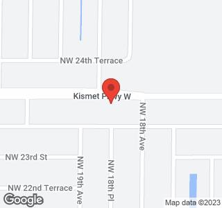 1812 Kismet Pky