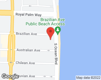 South Florida Real Estate | View 330 S Ocean Blvd, 5D | map