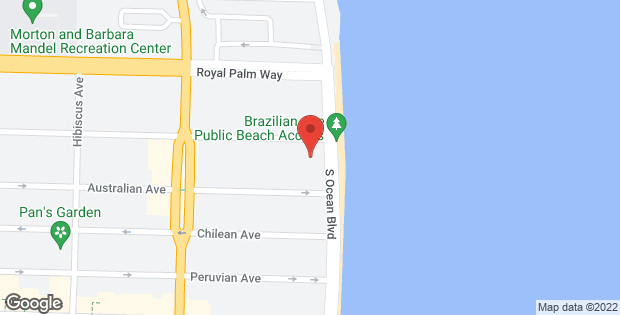 330 S Ocean Boulevard #5a Palm Beach FL 33480