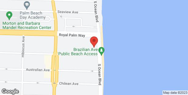 300 S Ocean Boulevard Phc Palm Beach FL 33480