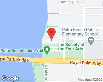 South Florida Real Estate | View 15 South Lake Trail | map