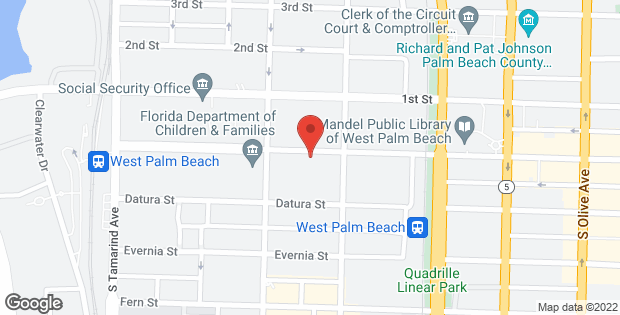 610 Clematis Street #601 West Palm Beach FL 33401