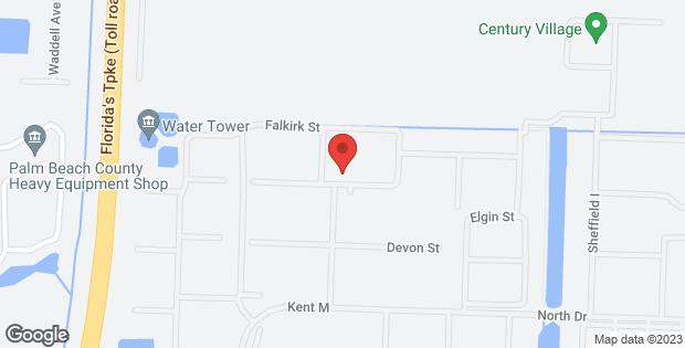 184 Cambridge H West Palm Beach FL 33417