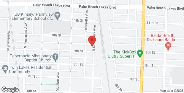 1007 N Rosemary Avenue West Palm Beach FL 33401