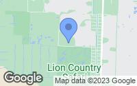 Map of Loxahatchee, FL