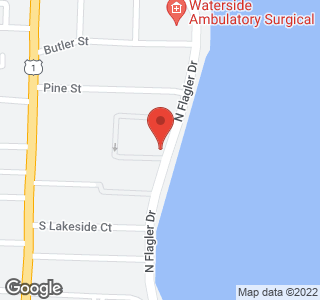 1801 N Flagler Drive, Unit #317