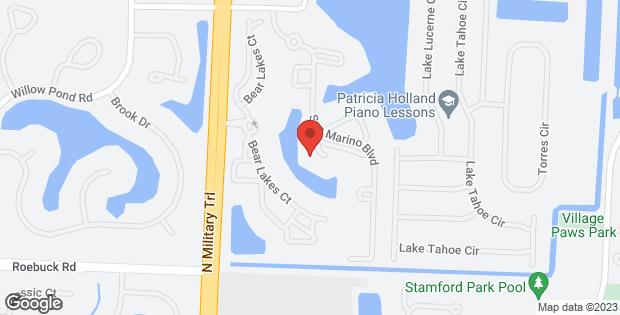 4151 San Marino Boulevard #101 West Palm Beach FL 33409