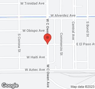 605 W C Owen Ave