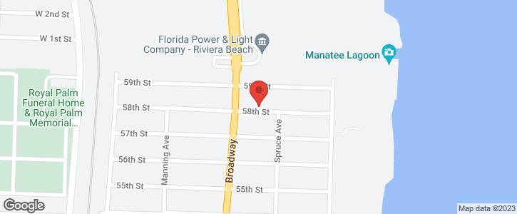 513 58th St West Palm Beach FL 33407