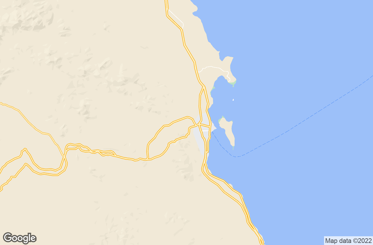 Google Map of Safaga