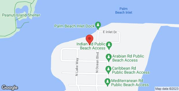 215 Indian Road Palm Beach FL 33480
