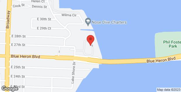 2640 Lake Shore Drive #511 Riviera Beach FL 33404
