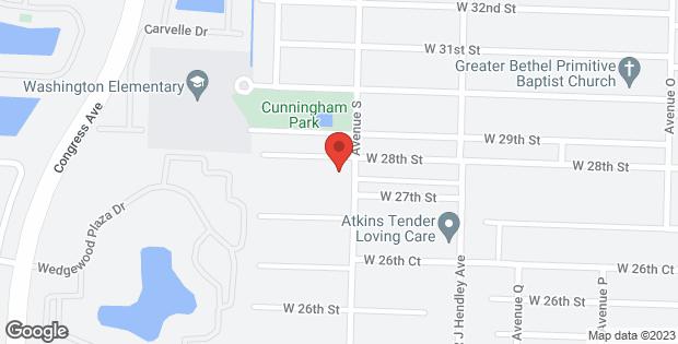 1601 W 28th Street B Riviera Beach FL 33404