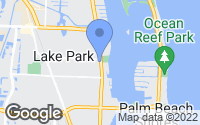 Map of Lake Park, FL