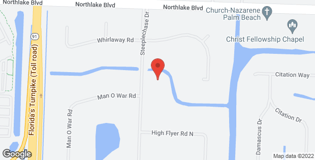 8792 Steeplechase Drive Palm Beach Gardens FL 33418