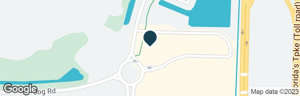 Google Map of6297 PGA BLVD