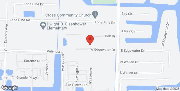 2611 W Edgewater Drive Palm Beach Gardens FL 33410